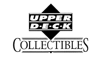 mark for UPPER DECK COLLECTIBLES, trademark #76253968
