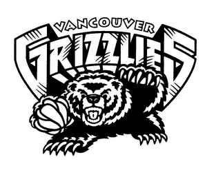mark for VANCOUVER GRIZZLIES, trademark #76254058