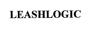 mark for LEASHLOGIC, trademark #76255008
