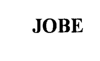 mark for JOBE, trademark #76255541