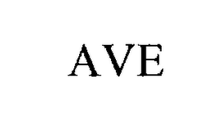 mark for AVE, trademark #76255690