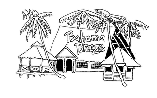 mark for BAHAMA BREEZE, trademark #76256073