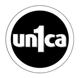 mark for UN1CA, trademark #76256129