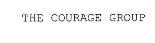 mark for THE COURAGE GROUP, trademark #76256275