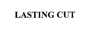 mark for LASTING CUT, trademark #76256358