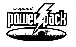 mark for CROPLANDS POWER PACK, trademark #76257761