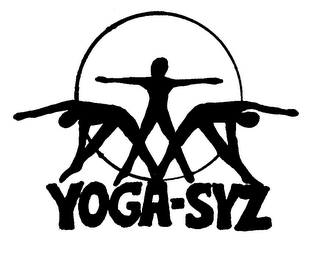 mark for YOGA-SYZ, trademark #76259591