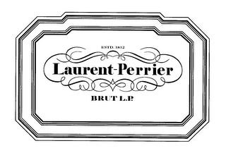 mark for ESTD. 1812 LAURENT-PERRIER BRUT L.P., trademark #76259867