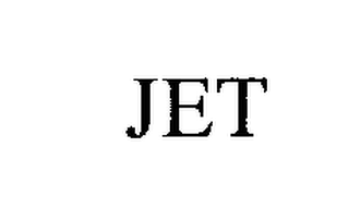 mark for JET, trademark #76261283