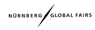 mark for NURNBERG GLOBAL FAIRS, trademark #76261611
