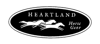 mark for HEARTLAND HORSE GEAR, trademark #76262461