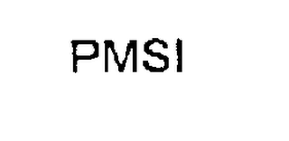 mark for PMSI, trademark #76262579