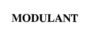 mark for MODULANT, trademark #76262584