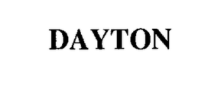 mark for DAYTON, trademark #76264934