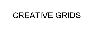 mark for CREATIVE GRIDS, trademark #76265507