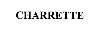 mark for CHARRETTE, trademark #76267343