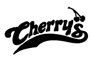 mark for CHERRYS, trademark #76269039