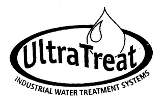 mark for ULTRATREAT INDUSTRIAL WATER TREATMENT SYSTEMS, trademark #76271238