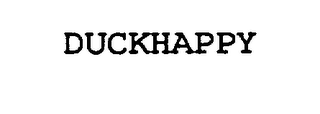 mark for DUCKHAPPY, trademark #76271245