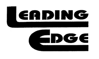 mark for LEADING EDGE, trademark #76272953