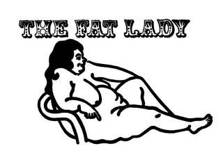 mark for THE FAT LADY, trademark #76273791