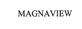 mark for MAGNAVIEW, trademark #76273894