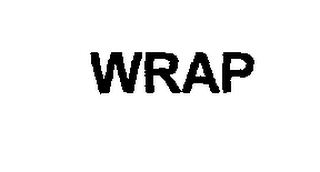 mark for WRAP, trademark #76275214