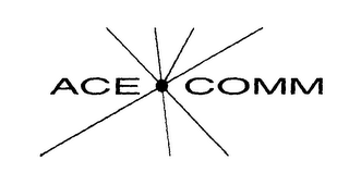 mark for ACE COMM, trademark #76276056