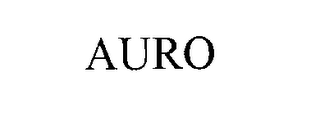 mark for AURO, trademark #76276434