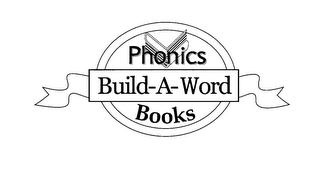 mark for PHONICS BUILD-A-WORD BOOKS, trademark #76276683