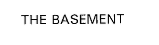 mark for THE BASEMENT, trademark #76276810