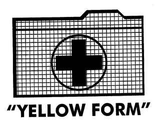 mark for YELLOW FORM, trademark #76276854