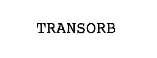 mark for TRANSORB, trademark #76278070