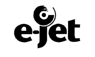 mark for E-JET, trademark #76278523