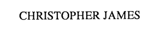 mark for CHRISTOPHER JAMES, trademark #76279679