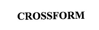 mark for CROSSFORM, trademark #76280099