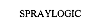 mark for SPRAYLOGIC, trademark #76280277