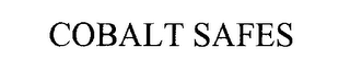 mark for COBALT SAFES, trademark #76280972