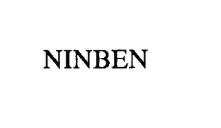 mark for NINBEN, trademark #76281396