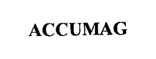 mark for ACCUMAG, trademark #76281485