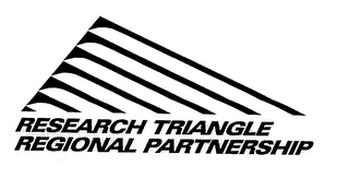 mark for RESEARCH TRIANGLE REGIONAL PARTNERSHIP, trademark #76282901