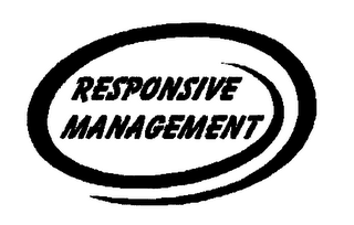 mark for RESPONSIVE MANAGEMENT, trademark #76284798