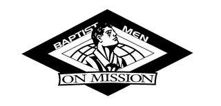 mark for BAPTIST MEN ON MISSION, trademark #76286569