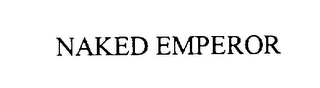 mark for NAKED EMPEROR, trademark #76288250