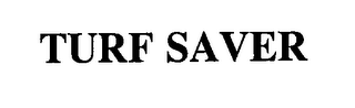 mark for TURF SAVER, trademark #76289001
