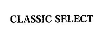 mark for CLASSIC SELECT, trademark #76289736