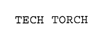 mark for TECH TORCH, trademark #76290176