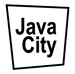 mark for JAVA CITY, trademark #76290251