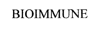 mark for BIOIMMUNE, trademark #76290763