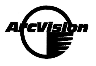 mark for ARCVISION, trademark #76290898